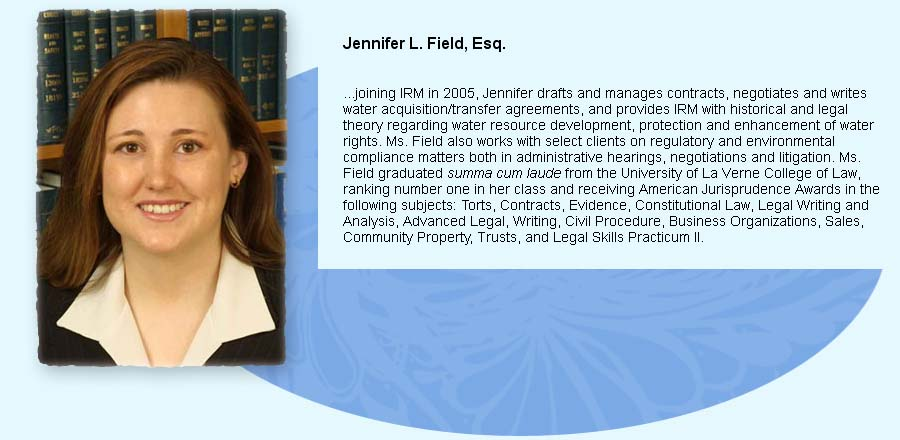 Jennifer L. Field, Esq.